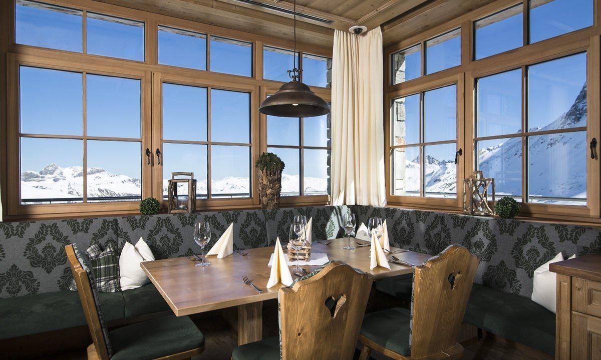 gletscher-restaurant